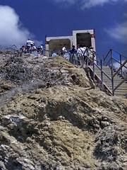 Diamond Head Bunker (AntyDiluvian) Tags: hawaii 2001 30thanniversary oahu honolulu diamondhead cone volcaniccone trail summittrail diamondheadstatemonument bunker artillery