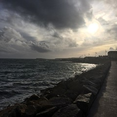 Salthill and not a hill of salt to be seen #Galway #salthill #irish #sea #loveGalway #walk #ireland (AlanMc69) Tags: salthill iphone galway ireland coast irish instagramapp square squareformat iphoneography