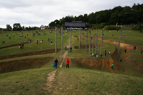 "Another Ground Shot of ""The World of the Celts at the Glauberg (Keltenwelt am Glauberg)"""
