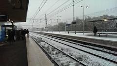 Il neige en Île-de-France en ce début de mois de novembre, et ça tient