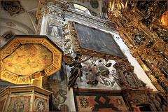 Iglesia de la Magdalena, Sevilla, Andalucia, Espana (claude lina) Tags: claudelina ville town city espana spain espagne andalucia andalousie architecture sevilla sville glise iglesia iglesiadelamagdalena