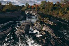 Hog's Back Falls (anthony_wan) Tags: hogsbackfalls waterfall fall river ottawa rideau autumn park rapids turbulent canada ontario nikon d5200 scenic rocky tokinaaf1120mmf28 nature landscape