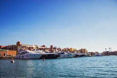 IMG_7481-v2 (Ahmed Ammash) Tags: sea egypt gouna blue warm boat