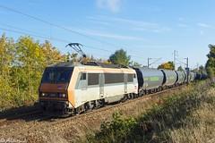 BB26115 - Train 73639 Bobigny>Rennes (Alan Jaffr) Tags: bb26000 bb26115 bobigny rennes crales sncf train cessonsvign