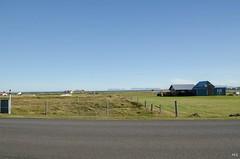 Gardur (Yunadetoi) Tags: islande iceland voyage paysage landscape vilage gardur