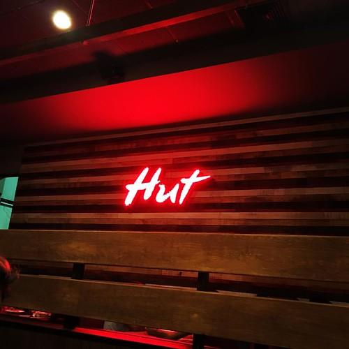 #Hut a.k.a. My #Soul