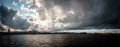 Saint Petersburg (Piyush Bedi) Tags: russia saintpetersburg capital harbour cloudporn peterthegreat hdr panorama panoramic fuji fujifilm xt1 cloud sky outdoor