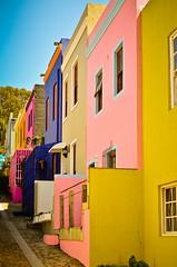 Houses of Bo-Kaap (++NiklasPhotography++) Tags: bokaap capetown kapstadt colorful colourful farbenfroh huser houses
