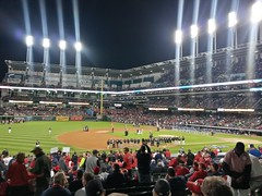 20161014_193842_Richtone(HDR) (reddawg5357) Tags: progressivefield clevelandindians cleveland clevelandohio chiefwahoo alcs indians tribetown tribetime mlb baseball bluejays