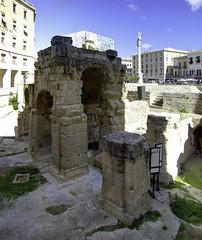 Battesimo Giorgia-72 (walter5390) Tags: battesimo giorgia lecce 2010 scavi archeologici romani ancient roman