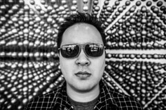 Jeremiah Owyang 2013 (Thomas Hawk) Tags: apple applecomputer applestore burlingame california jeremiahowyang southbay usa unitedstates unitedstatesofamerica bw fav10 fav25
