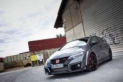 Honda Civic Type R (FK2) (Gatan Brunetti) Tags: honda civic type r typer hondacivic l4 turbo canon eos500d canoneos500d fk2 hothatch fwd shooting typerfk2 automobile automotive cars car sportscar sportscars