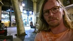 WP_20160913_22_11_27_Pro.jpg ('LPG') Tags: barcelona catalonia europe lpg night selfie spain catalunya