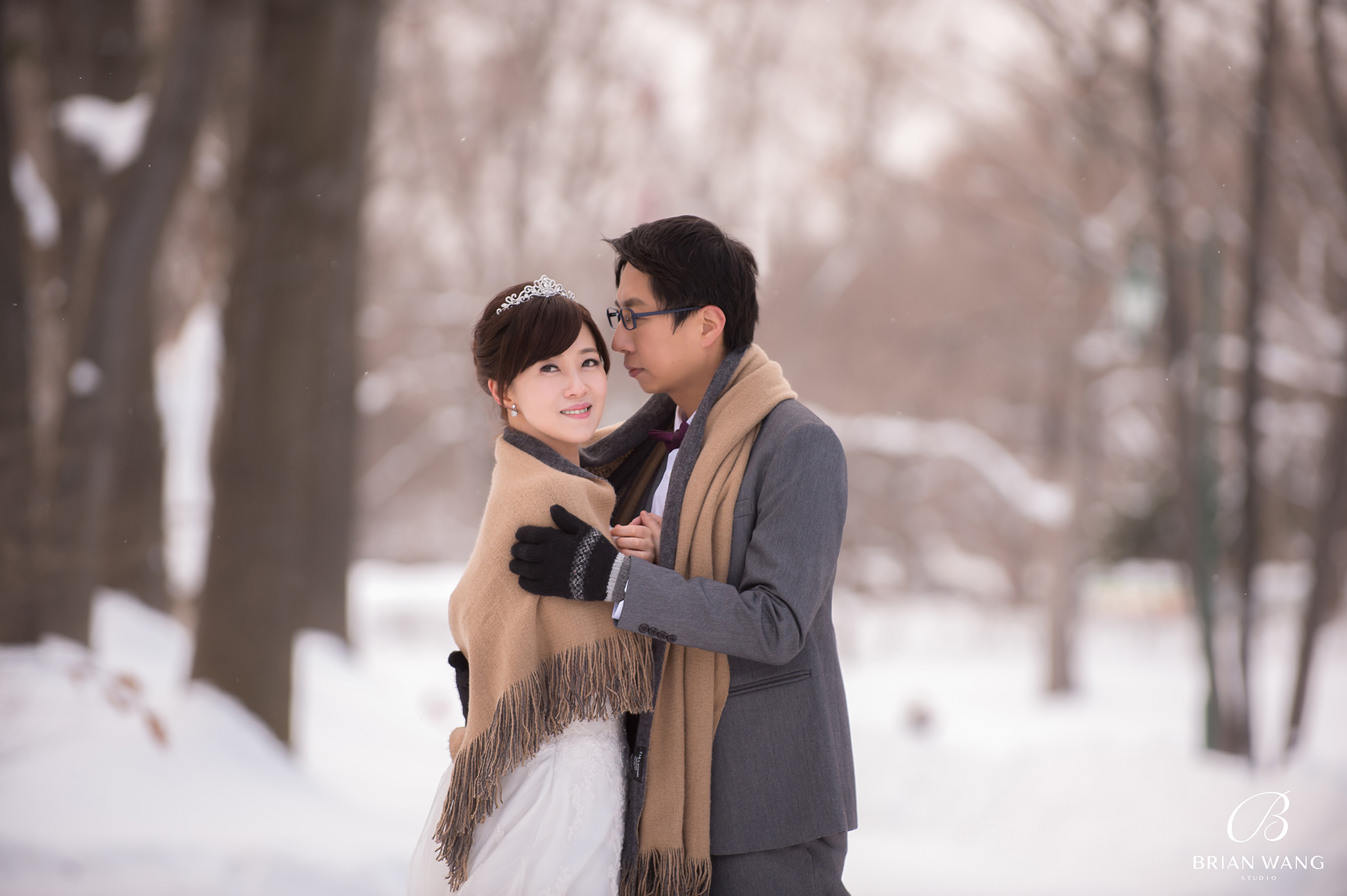'北海道自助婚紗,北海道婚紗攝影,北海道雪景婚紗,海外婚紗價格,雪景婚紗,拍和服,北海道海外婚紗費用,伏見稻荷,札幌,2048BWS_6511'