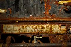 Out of gas (hutchphotography2020) Tags: gasstove antiquegasstove valvehandle rust handles stoveemblem peeledpaint nikon