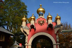 Russian district - EuropaPark (khalid.lebdioui) Tags: russia russie parc dattractions europapark halloween nikon d5200 colors  flickr