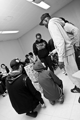 Let's Build, Connect Politics, Ditto. (Brotha Kristufar) Tags: youth students monochrome monochromatic blackandwhite closeup wideangle fun activity nyc ny bronx lehmancollege college highschool school learn learning lesson lessons future intellect intelligence smart class classroom indoors indoor explore explored canon 50mm flash views courage city collaborate team teamwork culture cultured art artists artistry