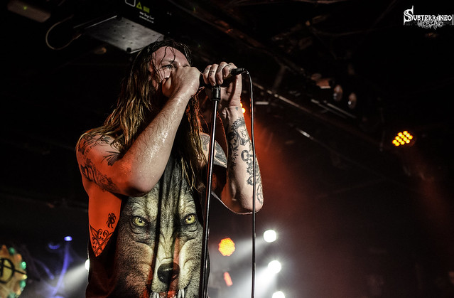 WHILE SHE SLEEPS + BLOOD YOUTH + DAWN OF THE MAYA -Sala Copérnico - Madrid - 28/10/2016