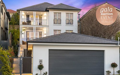 22 Wyong Road, Mosman NSW 2088