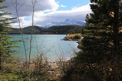 IMG_9415 (ctmarie3) Tags: banffnationalpark lakeminnewanka stewartcanyon trail