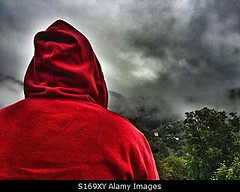 Photo accepted by Stockimo (vanya.bovajo) Tags: stockimo iphonegraphy iphone desperate man teenager alone unhappy dark darkness no future clouds mountains scared scary cloudy cold forest nature rear view motivation