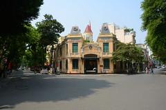 Acute Angle (Neil Noland) Tags: vietnam hanoi oldquarter