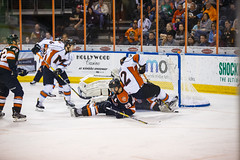 "Missouri Mavericks vs. Fort Wayne Komets, November 11, 2016.  Photo: John Howe/ Howe Creative Photography • <a style=""font-size:0.8em;"" href=""http://www.flickr.com/photos/134016632@N02/30946919646/"" target=""_blank"">View on Flickr</a>"