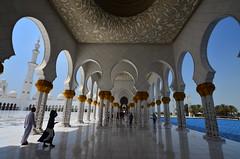 Abu Dhabi (phudd23) Tags: abudhabi uae unitedarabemirates mosque sheikhzayedmosque