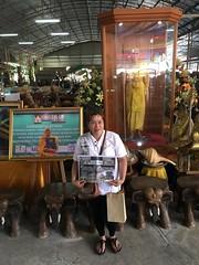 Wat Chedi Hoi (jlarsen2006) Tags: asia thailand phatum tani temple chedi hoi wat famous senior monk buddha buddhism