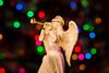 Hark! The Herald Angels Sing (psmithusa) Tags: angel trumpet christmas tree ornament bokeh king newborn sing music card religious jesus holiday glory celebration