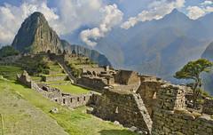 Clear Machu Picchu (MalancaA) Tags: machu picchu andes inca ruins panorama landscape
