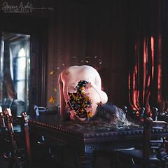 Mindful Compassion (SleepingAwakePhoto) Tags: compassion conceptualart photography darkart fineart