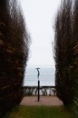 Mist (Maria Eklind) Tags: castle nature slott hr christmas natur sea bosjkloster julmarkand sj swden vatten bosjklosterslott december water mist dimma skneln sverige se