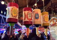 Hyde Park Winter Wonderland 2016 (Abi Skipp) Tags: condiments hydepark london winter wonderland sauces udder teet ketchup curry senf mayonnaise t bratwurst sausage
