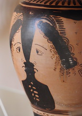 Greek Vase (harve64) Tags: agrigento sicily italy ancientruins greek temple archaeology museum museoarcheologico vase