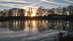 Frosty sunset (gwenael.blanck) Tags: pittvillepark pittville cheltenham sunset winter