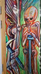 2016-09-18_10-54-08_ILCE-6300_3852_DxO (miguel.discart) Tags: 2016 27mm artderue belgium bru brussels bruxelles bxl bxlove bxlovesummer createdbydxo dxo e18200mmf3563oss editedphoto focallength27mm focallengthin35mmformat27mm graffiti graffito grafiti grafitis highiso ilce6300 iso5000 mural petitchateau sony sonyilce6300 sonyilce6300e18200mmf3563oss streetart