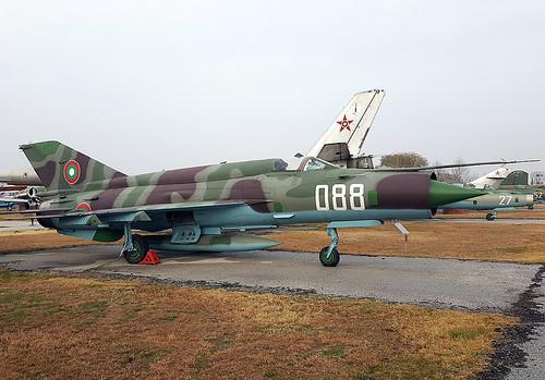 088 MiG-21 Krumovo 27-11-16