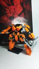 EXO-17 Spitfire (Jawi_Molina) Tags: lego mecha mech hardsuit