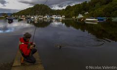 My Journey (Nicolas Valentin) Tags: people fish freedom fishing aqua alba adventure nicolas loch pike lomond valentin peche abigfave nicolasvalentin aplusphoto