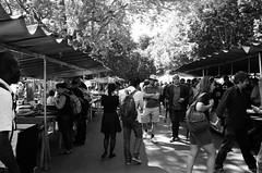 Bievres Fair 2015-3 (Amelien (Fr)) Tags: leica blackandwhite bw film analog 35mm noiretblanc nb 25 ilford fp4 argentique 125 m7 xtol 2015 summarit pellicule filmisnotdead believeinfilm capturedonrealfilm