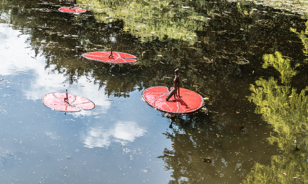 SCULPTURE IN CONTEXT 2015 AT THE NATIONAL BOTANIC GARDENS [UNOFFICIAL PREVIEW] REF-107322