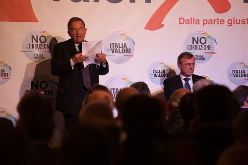 Festa Nazionale IdV a Roma