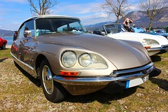 Citroën DS20 Pallas 1973 (alex73s https://www.facebook.com/CaptureOfAlex?pnr) Tags: auto old classic car canon french automobile european francaise transport citroen ds lac automotive du voiture retro coche 20 oldcar macchina ancienne pallas bourget vehicule rassemblement ds20 europeenne