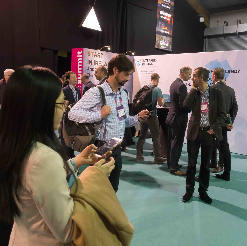 THE WEB SUMMIT DAY TWO [ IMAGES AT RANDOM ]-109896
