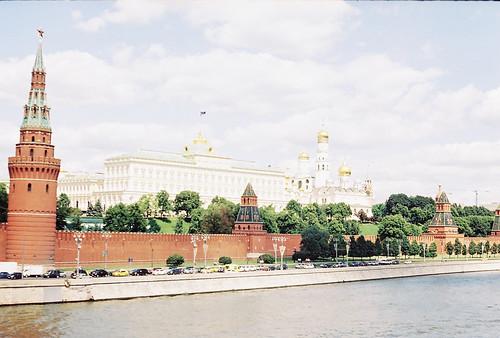 Москва Moscow