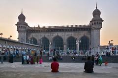 India - Telangana - Hyderabad - Mecca Masjid - 2 (asienman) Tags: india hyderabad telangana asienmanphotography meccamasjidmakkahmasjid