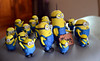 Minions I - my wife's creation (Makro Paparazzi) Tags: birthday food cake dessert nikon birthdaycake torta cakedecorations minions cartooncharacters d7000 nikon18105mmf3556vr nikond7000 rodjendanskatorta