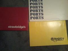 Old clothing boxes (mrambojr) Tags: ports strawbridges strawbridgeclothier