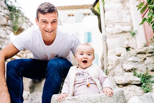 Christophe, Agnès & Eloise | Famille
